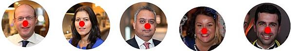Red nose day - our volunteers