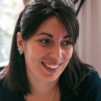 Photo of Giulia Fabiano, Project Manager