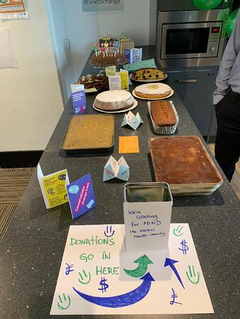 Bake-off at Infomentum