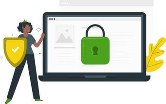 Strengthen online security.